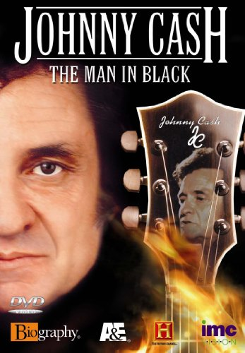 The Johnny Cash Story - The Man in Black - History Channel [DVD]