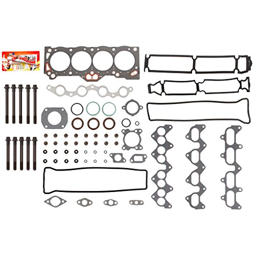 Chevrolet Nova Toyota Corolla Celica MR2 1.6 4AGE 4AGELC Head Gasket Bolts Set (86 Toyota Corolla Cylinder Head compare prices)