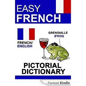 Easy French - Picture Dictionary (English Edition)