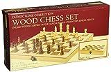 Classic Wood Chess Set