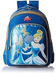 Simba 16 Inches Dark Blue Children's Backpack (BTS-2049)