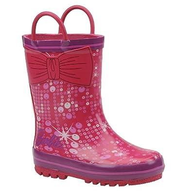 BBS500 Rain Boot (Toddler/Little Kid), Pink, 12 M US Little Kid: Shoes