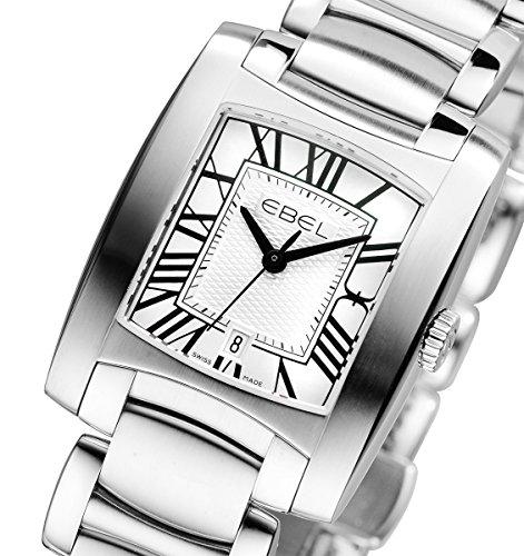 Ebel 1216036, 9257M31/61500 - Reloj para mujeres, correa de acero