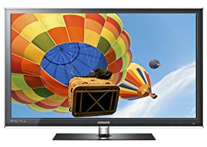 Samsung UN60C6300 60-Inch 1080p 120 Hz LED HDTV, Black (2010 Model)