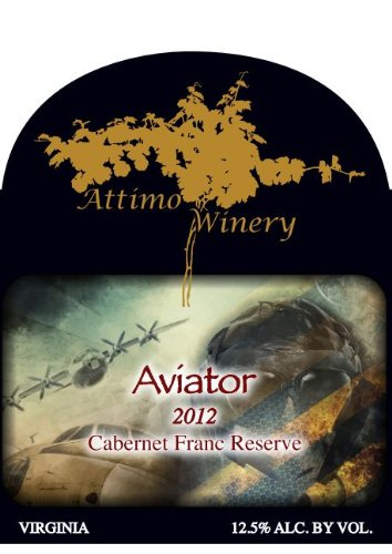 Nv Attimo Aviator Cabernet Franc 750 Ml
