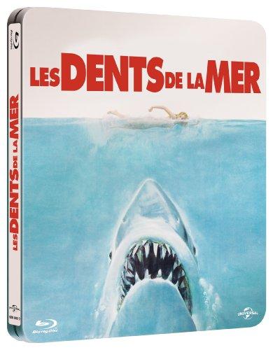 Les dents de la mer – Boîtier métal [Blu-ray]