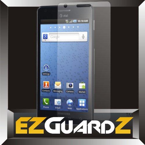 5-Pack EZGuardZ© Samsung INFUSE 4G Screen Protectors (Ultra CLEAR)(EZGuardZ© Packaging)