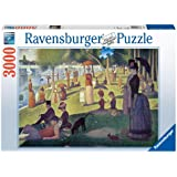 Seurat Sunday Afternoon Jigsaw Puzzle, 3000-Piece