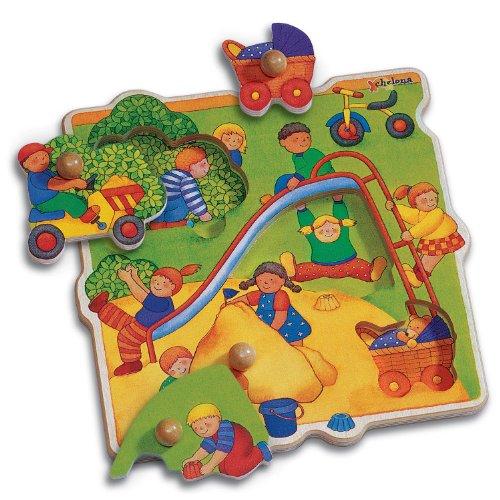 Imagen 2 de Chelona 521102 - Puzzle para niños [Importado de Alemania]