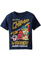 Lego Little Boys' Chima Warrior Tee