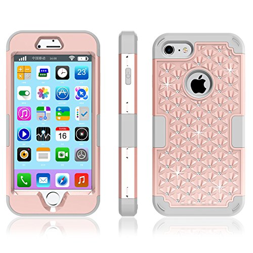 iphone-7-case-speedup-diamond-studded-crystal-rhinestone-3-in-1-hybrid-shockproof-cover-silicone-and