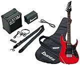 Ibanez IJRG200-RD Jumpstart Set E-Gitarre rot