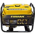Firman P03607 3650 Watt Gas & Oil Mix Portable Generator