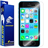 ArmorSuit MilitaryShield – Apple iPhone 5C Screen Protector Anti-Bubble Ultra HD – Extreme Clarity & Touch Responsive Shield with Lifetime Free Replacements – Retail Packaging Reviews