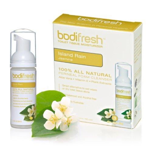 Bodifresh Toilet Tissue Moisturizer®- (Eco-Friendly Wet Wipe Alternative) Jasmine Scented 3 Pack front-323553