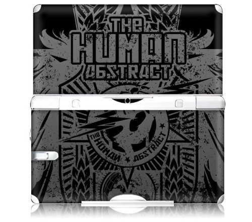 Zing Revolution Ms-Tha10013 Nintendo Ds Lite- The Human Abstract- Iron Fist Skin front-335784