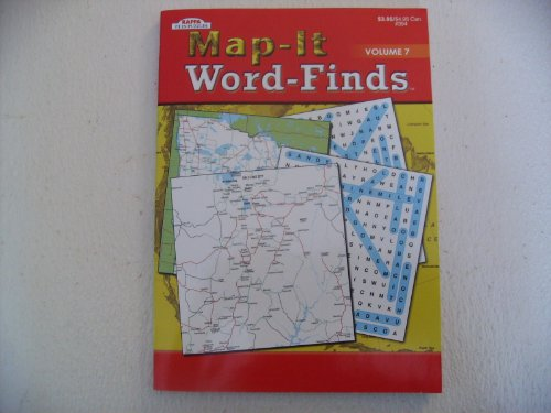 Kappa Map-it Word-finds - 1