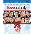 Love Actually - 10th Anniversary/ Reellement l'amour (Bilingual) [Blu-ray DVD + Digital Copy + UltraViolet)