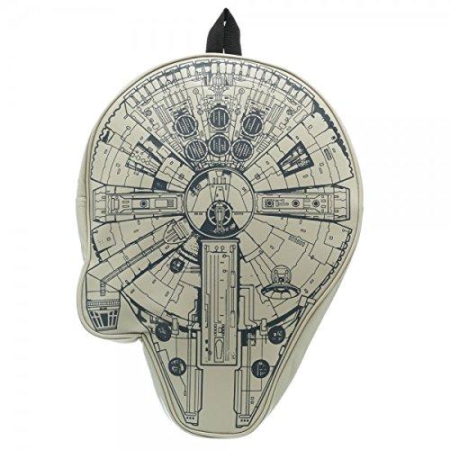 Star Wars Millenium Falcon 3D Backpack