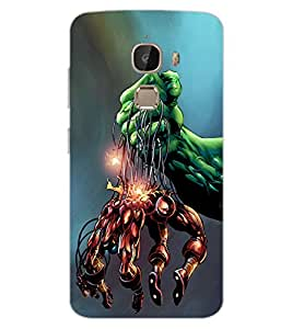 ColourCraft Cartoon Design Back Case Cover for LeEco Le 2 Pro