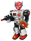 "15"" Super Galactic Universal Fighter Space Robot Kids Toy"