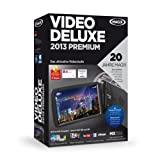 Software - MAGIX Video deluxe 2013 Premium (Jubil�umsaktion inkl. Foto Manager MX Deluxe)