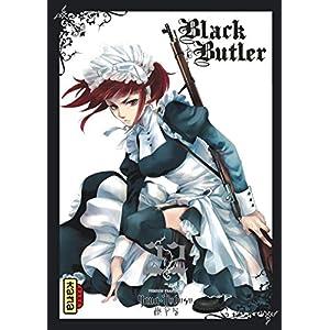 Black Butler 22
