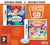Disney Princess: Magical Jewels and The Little Mermaid (Nintendo DS)