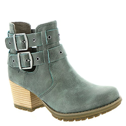 Caterpillar Women's Tora Boot, Teal, 7.5 M US (Caterpillar Boots For Kids compare prices)