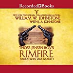 Those Jensen Boys! Rimfire | William W. Johnstone,J. A. Johnstone