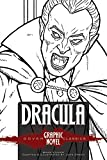 DRACULA (Dover Graphic Novel Classics) (Dover Graphic Novels) Bram Stoker