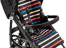 Comprar Peg-Pérego Pliko Mini - Barra frontal para silla de paseo, color negro
