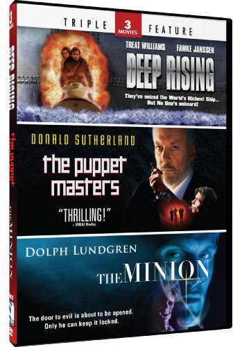 Deep Rising & The Puppet Masters + The Minion - Tf