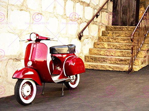 photograph-transport-vintage-vespa-scooter-mods-red-cool-poster-print-lv11103