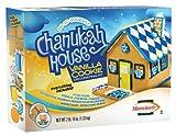 Chanukah House Decorating Kit Vanilla Cookie Decorating Kit