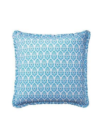 Madeline Euro Sham, Blue Multi