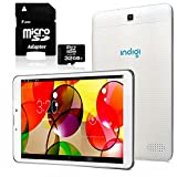 """Indigi® 7"""" Android 4.4 Tablet 3G SmartPhone Extra 32GB Free Google Play Store US Seller video review"""