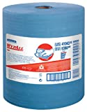 Kimberly-Clark Wypall 41043 X80 Wipers on a Jumbo Roll,  12.5