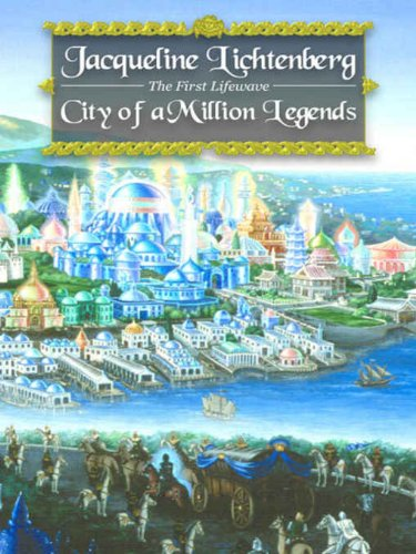 City of a Million Legends cover