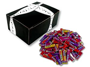 PEZ Candy Refills, 2 lb Bag in a Gift Box