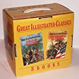Great Illustrated Classics ~ Hardcover Deluxe Edition (8 Books)