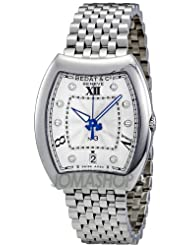 Bedat No. 3 Opaline Guilloche Diamond Dial Automatic Ladies Watch 315-011-109