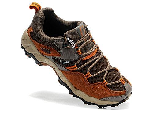COLUMBIA コロンビア 高級通気素材 トレッキングシューズ 登山靴 ローカット スニーカー アウトドア シューズ