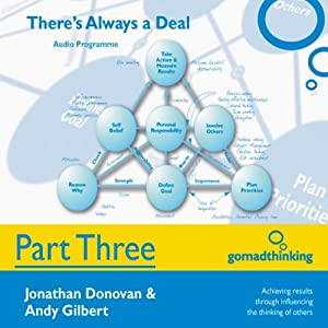 There's Always a Deal - Part Three: Preparation for Negotiation, Part 2 | [Jonathan Donovan, Andy Gilbert]