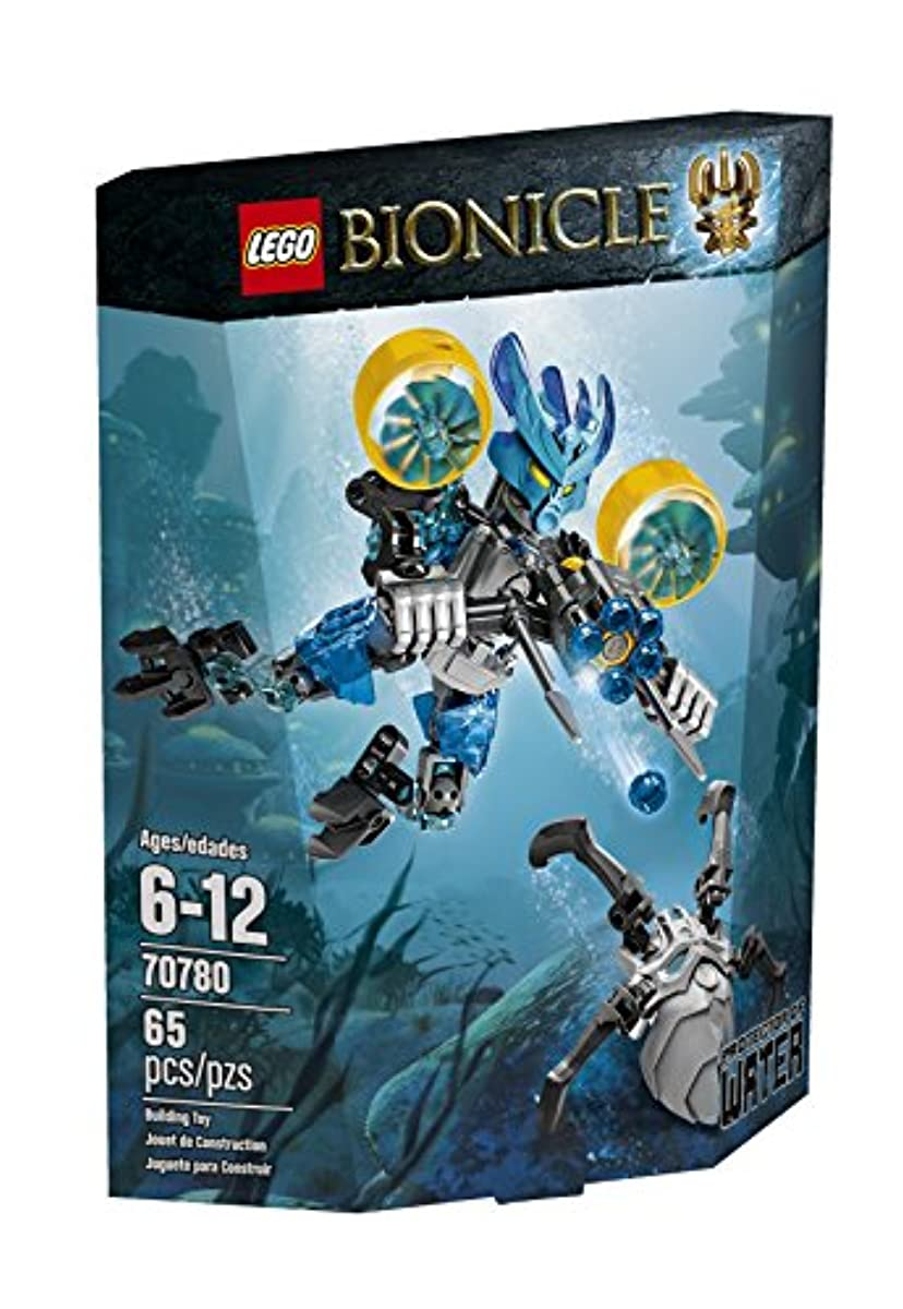 [해외] LEGO BIONICLE 70780 PROTECTOR OF WATER BUILDING KIT-6100385