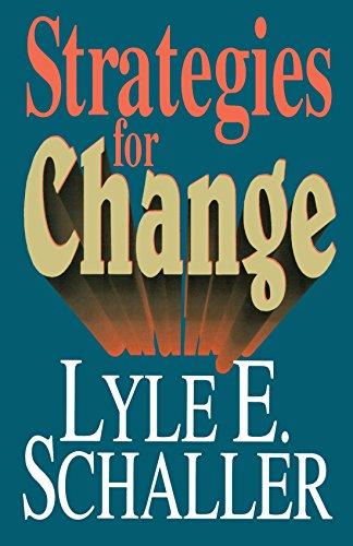 Strategies for Change, Schaller, Lyle E.