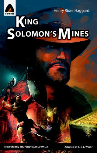 King Solomon's Mines: The Graphic Novel (Campfire Graphic Novels)