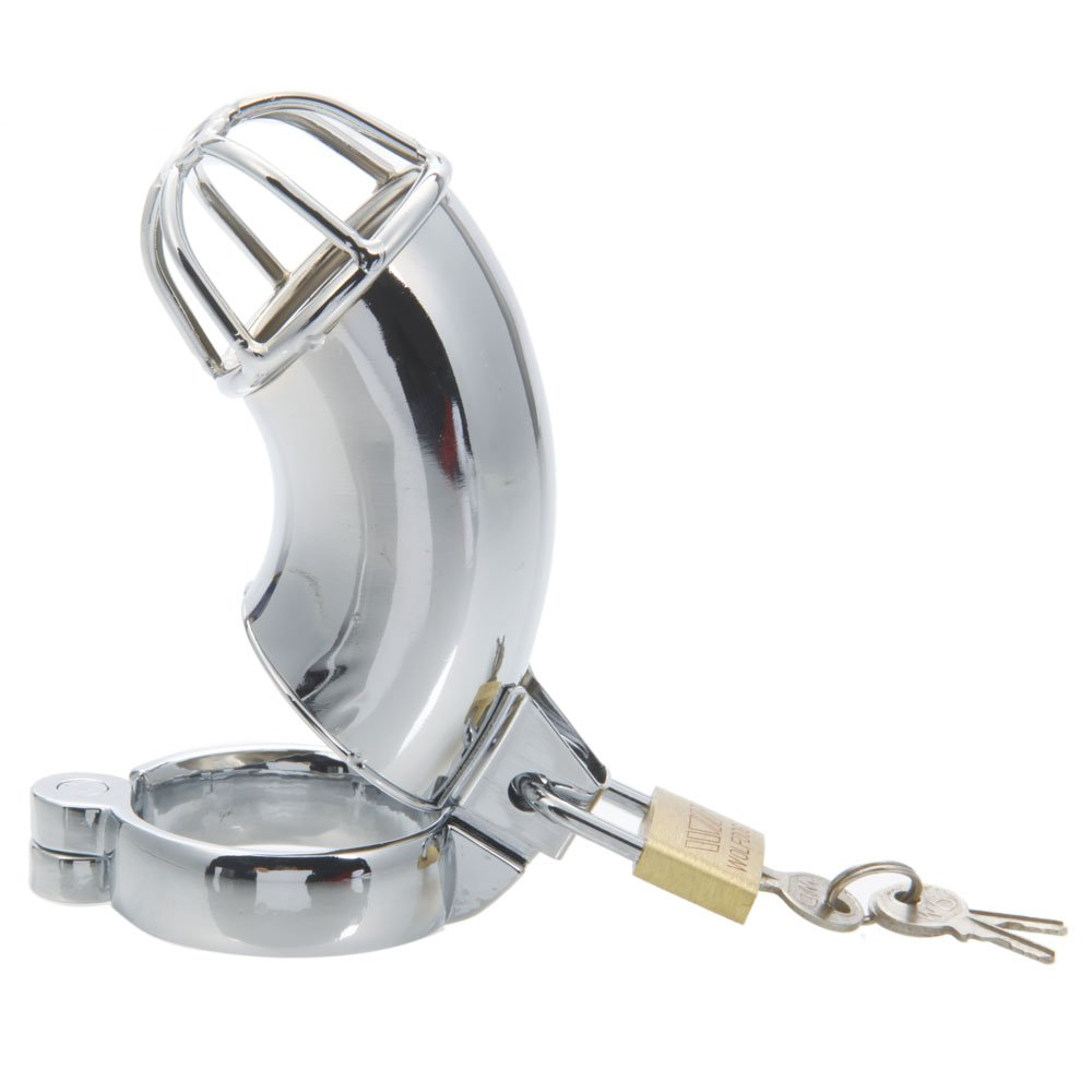Crazy K&A chastity device review