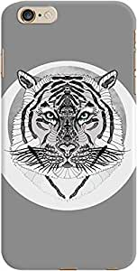 DailyObjects Tiger Cheif Case For iPhone 6 Plus