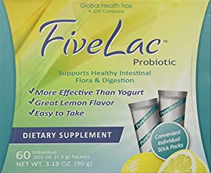 FiveLac-Five Lac Probiotic (60 Packets)